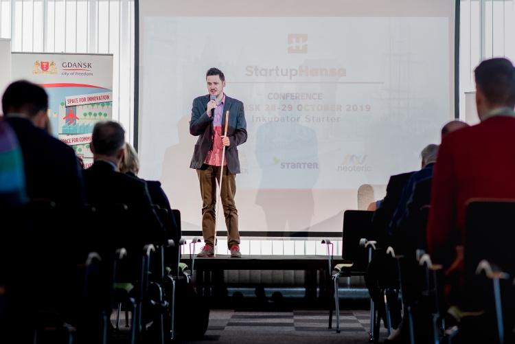 Executive Coach, Keynote Speaker, Consultant, Pawel Urbanski